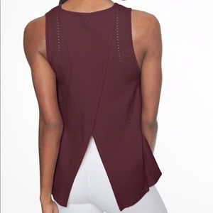 Athleta foothill tank (burg)